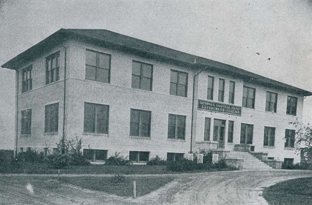 Historic photo of H.H. Tift Building