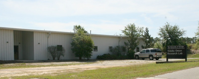 Vidalia Onion Research Laboratory